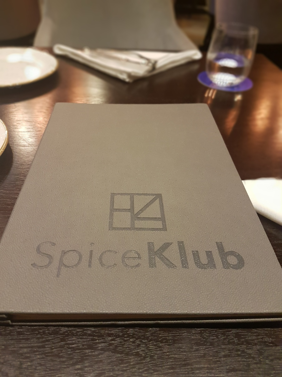SpiceKlub - Indian veggie delicacies with a Molecular twist!